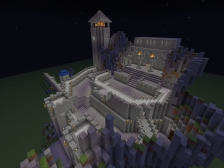 Minecraft Build Off